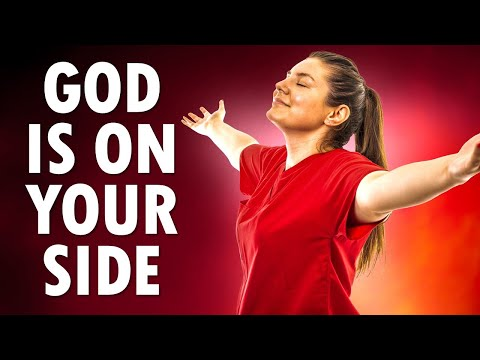 God is on YOUR SIDE - PSALM 27 - Morning Prayer