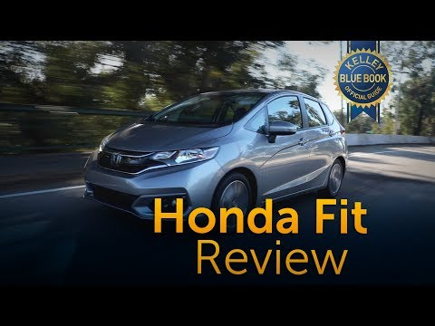 2018 Honda Fit   Review U0026 Road Test
