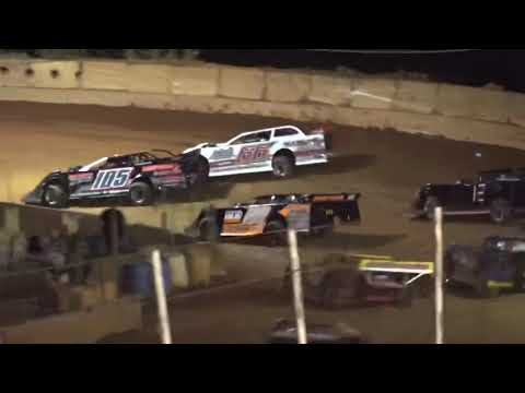 602 late model at winder barrow speedway September 11th 2021 - dirt track racing video image