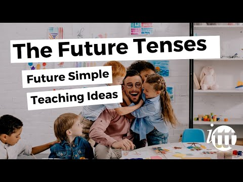 English Grammar - Future Simple - Teaching Ideas - Teach English Certification