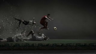 Best commercial compilation ft. Lionel Messi, Cristiano Ronaldo, Neymar Jr