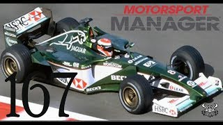MOTORSPORT MANAGER ESPAÑOL: JAGUAR RACING: F1 2018: #167 LOS DOS COCHES TOP TEN