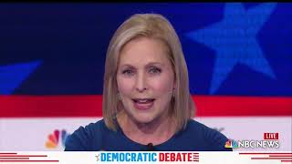 WATCH: Gillibrand says Democrats have to 'start playing offense' on abortion rights