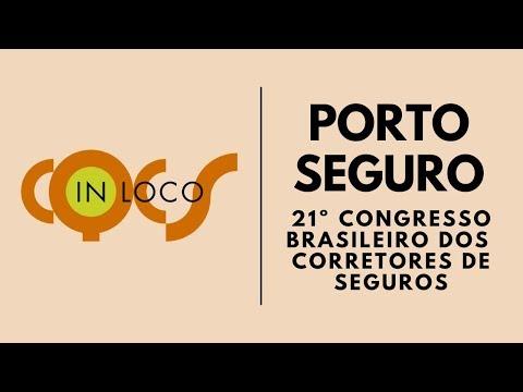 Imagem post: Porto Seguro no 21º Congresso Brasileiro dos Corretores de Seguros
