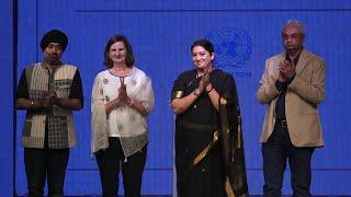 LFW 2019 | Smriti Irani inaugurates largest initiative towards sustainable fashion