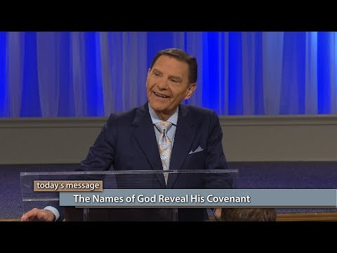 The Names of God Reveal His Covenant