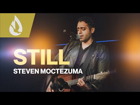 Still (by Hillsong Worship)  Acoustic Worship Cover by Steven Moctezuma