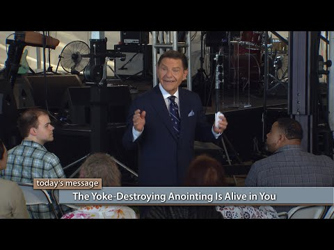 The Yoke-Destroying Anointing Is Alive in You