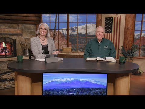 Charis Daily Live Bible Study: Wendell Parr - January 22, 2021