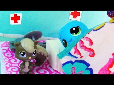 Hospital Patient - Mommies Part 22 Littlest Pet Shop Series Movie LPS Mom Babies - UCelMeixAOTs2OQAAi9wU8-g