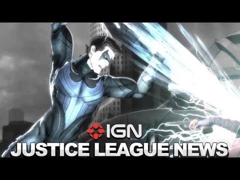 IGN News: Nightwing and Cyborg Join Injustice - Comic Con 2012 - UCOmcA3f_RrH6b9NmcNa4tdg