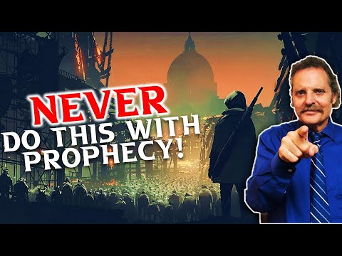 5 Things You Should NEVER Do With Bible Prophecy! - JESUS Wants You to Know!
