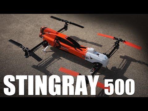 Flite Test - Stingray 500 - OVERVIEW - UC9zTuyWffK9ckEz1216noAw
