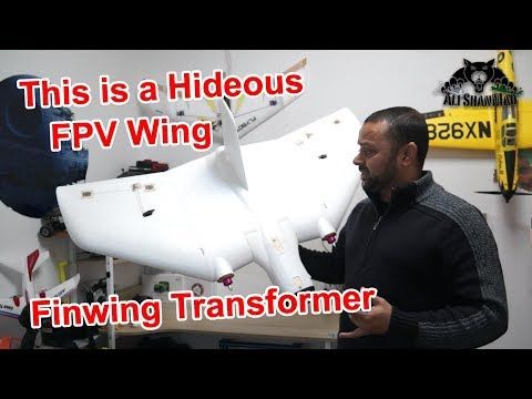 FinWing Transformer FPV Flying Wing Introduction and Time Lapse Build - UCsFctXdFnbeoKpLefdEloEQ