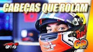 Red Bull não aprende com erros e deixa jovens em risco | GP às 10