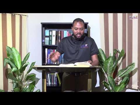 Bible Study - April 2, 2020