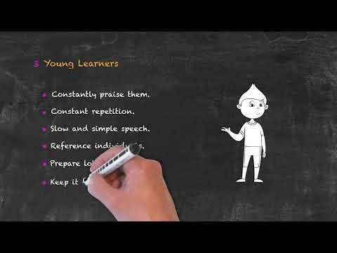 Teaching Special Groups in ESL