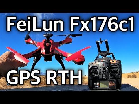FEILUN FX176C1 Beginner GPS Drone - UC9l2p3EeqAQxO0e-NaZPCpA