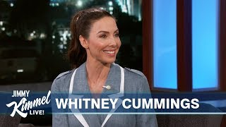 Whitney Cummings on Her Sex Robot, Meeting Celebrities & Her New Fiancé