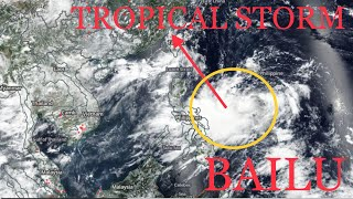 Global Weather / Earthquakes / Amazon Fires / Argentina Storms / Chantel & Bailu / August 21 2019