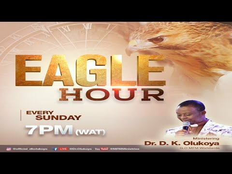 MFM  -  THE EAGLE HOUR SUNDAY 8th August 2021
