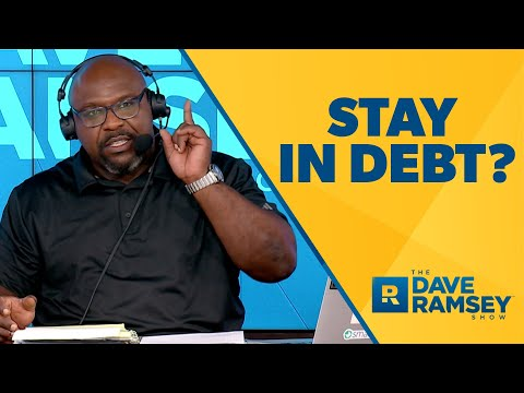 5 Reasons Why You Will Never Get Out of Debt!