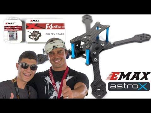 Shaun Taylor AstroX Switch Stretch X / Emax Build & Maiden - UCOT48Yf56XBpT5WitpnFVrQ
