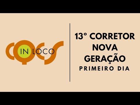 Imagem post: 13º Corretor Nova Geração – 1º dia