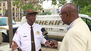 Sheriff Says The Loss Of Deputies Is Putting The Public At Risk