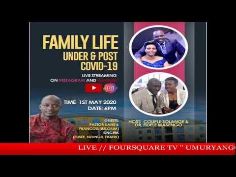 LIVE // FOURSQUARE TV