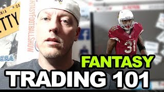 The Art of Fantasy Football Trading (ep.1) | By The Fantasy Football Show