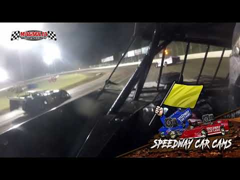 #73 Evan Ellis - 604 Crate Late Model - Magnolia Motor Speedway 5-30-21 - dirt track racing video image