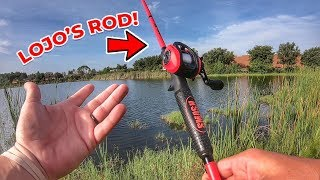 STOLE Lojo Fishings Rod and Got KICKED OUT of Disney!