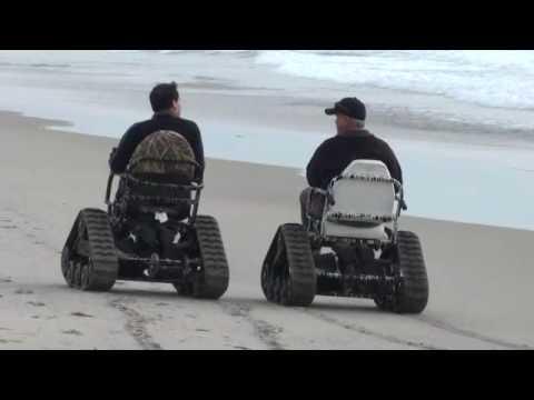 Action Trackchair California