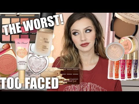 BEST & WORST OF TOO FACED | Don't Waste Your Money! EP. 1 | Jazzi Filipek - UCwopkqcmgeEuxO4jKn8LKzQ