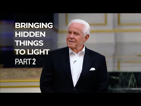 Bringing Hidden Things To Light, Part 2  Jesse Duplantis