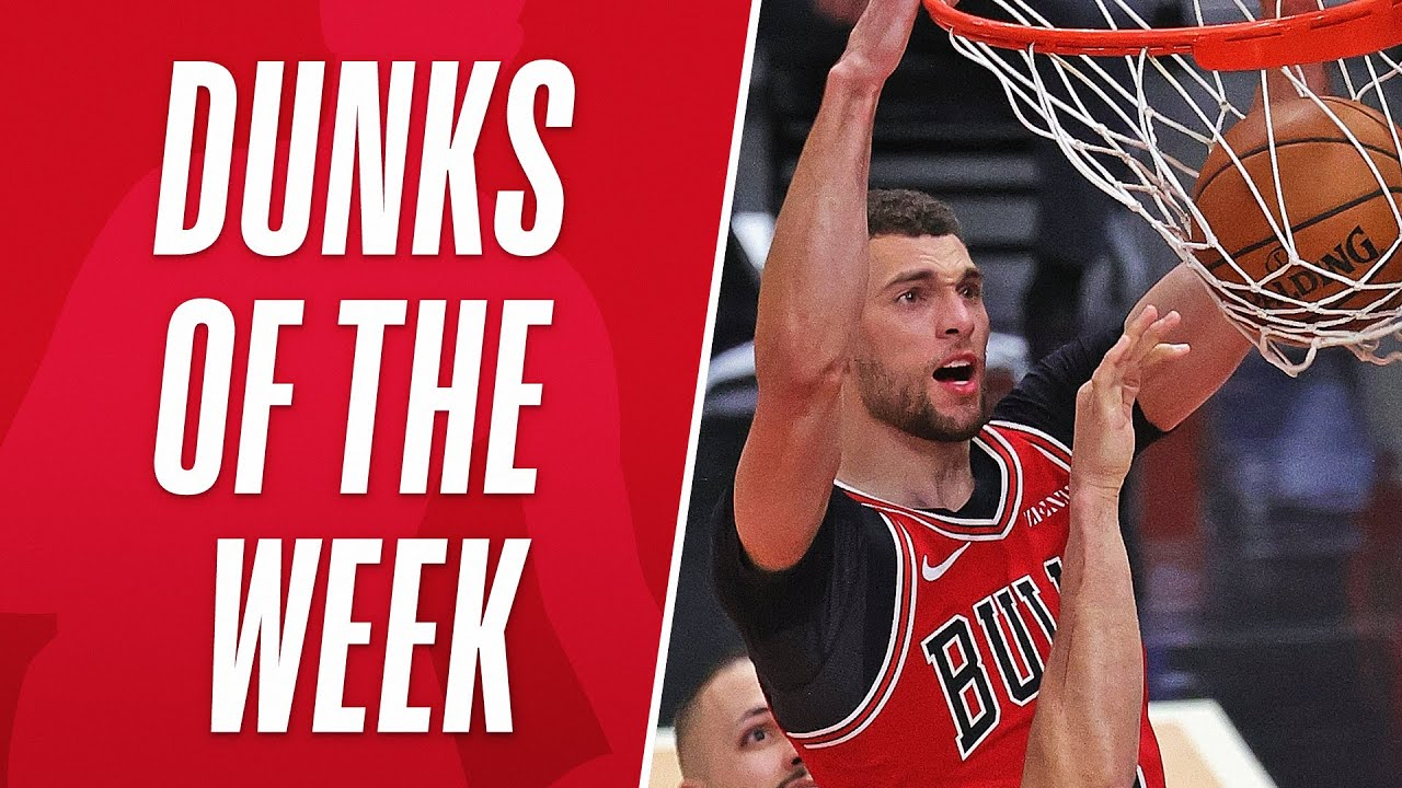 TOP DUNKS From the Week!   Week 20