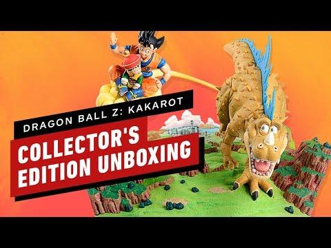 Dragon Ball Z: Kakarot Collector's Edition Unboxing - UCKy1dAqELo0zrOtPkf0eTMw
