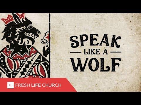 Speak Like A Wolf :: I Declare War (Pt. 2)  Pastor Levi Lusko