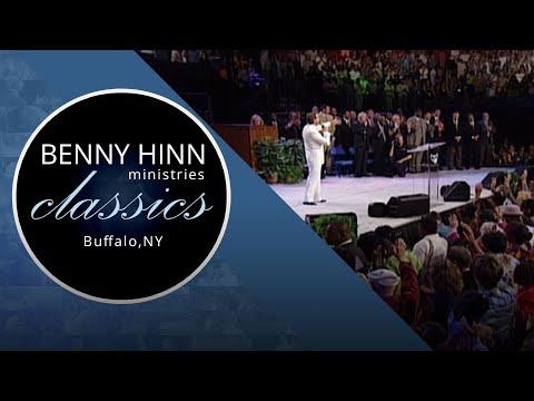 Benny Hinn Ministry Classic -  Buffalo, New York 2001