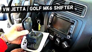Smontare il pomello automatico Volkswagen JETTA 6