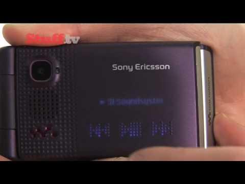 Sony Ericsson W380i - video review from stuff.tv - UCQBX4JrB_BAlNjiEwo1hZ9Q