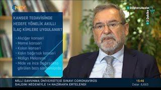 Prof. Dr. Necdet Üskent - Kanserde hedefe yönelik ilaç tedavisi nedir? - NTV