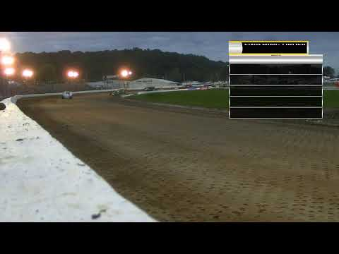 LIVE Now: Fonda 200 - The Richest STSS Race EVER - dirt track racing video image
