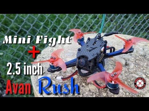 Mini Fight + Avan Rush 2.5 inch Tri-blades Pt. 1 (LOS} - UCNUx9bQyEI0k6CQpo4TaNAw