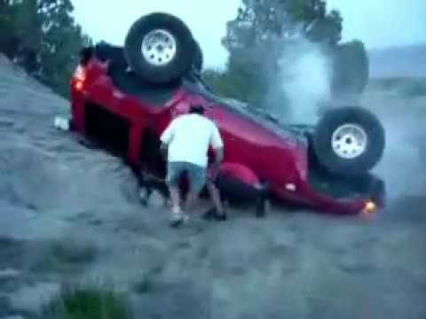 The Most Stupid Car Accident