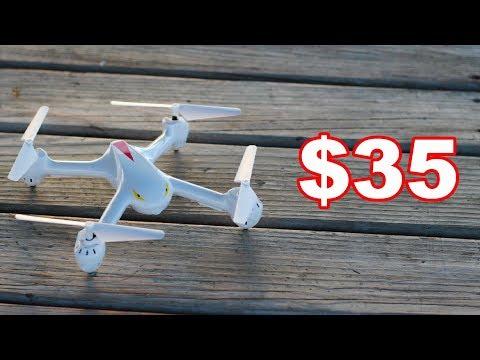 AWESOME CHEAP Drone - MJX X708 Cyclone Quadcopter - TheRcSaylors - UCJ2cGU-CskWXRmzql5RgjKg