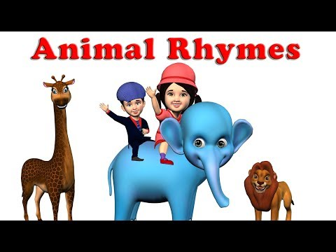 The Best Animal Nursery Rhymes Songs Collection for Kids, Children, Babies | Mum Mum TV - UC6nLzxV4OEvfvmT2bF3qvGA