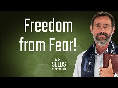 Freedom from Fear!