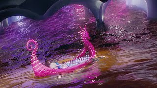 Charlie and the Chocolate Factory - Tunnel Ride
